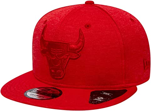 New Era 9Fifty - Gorra, diseño de los Chicago Bulls: Amazon.es ...