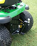 Great Day Inc. Lawn Pro Hi-Hitch - Lawnmower Towing Hitch