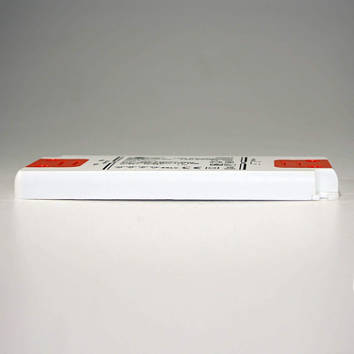 Goobay Transformateur pour LED classe 2 TBTS courant continu 700 mA 0,5-12 W