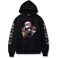CNSTORE Demon Slayer Hoodie Sweatshirts Men/Women Casual Streewear Pullover Harajuku Tracksuit