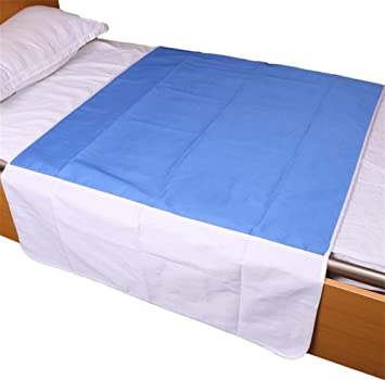 MEYLEE Protector de sábanas y colchones Ultra Waterproof de alta calidad para personas mayores - Telas