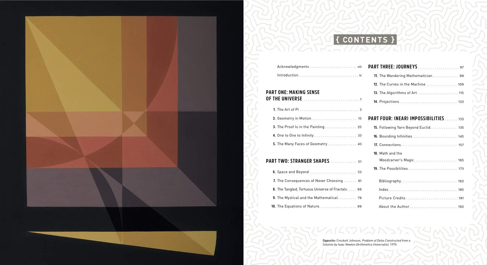 Ornes, S: Math Art: Truth, Beauty, and Equations: Amazon.es: Ornes, Stephen: Libros en idiomas extranjeros