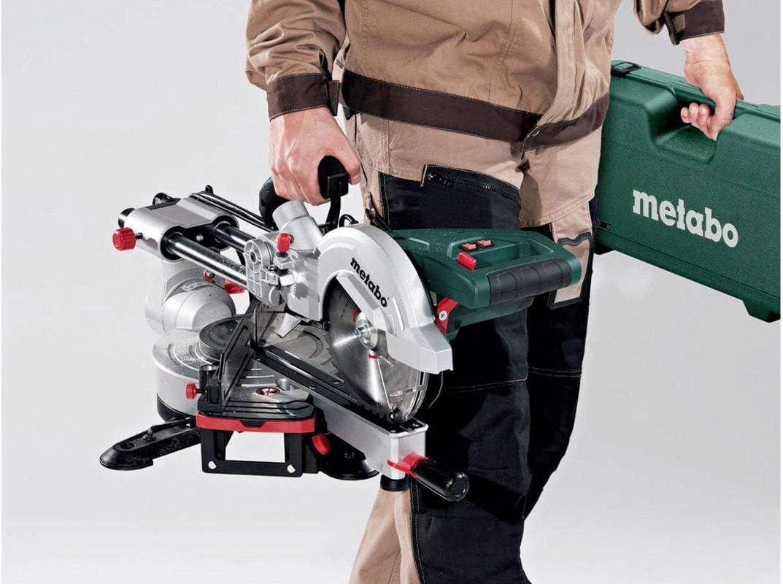 Metabo Kappsäge KGS 216 M mit Zugfunktion 1500 Watt mit Laser Modell 2019 OVP