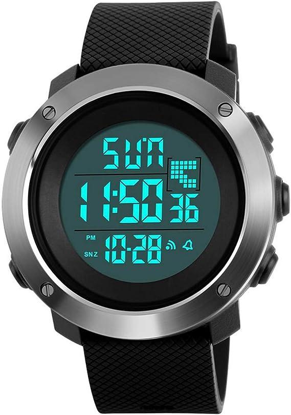 Amazon.com: Reloj de muñeca deportivo, digital ...