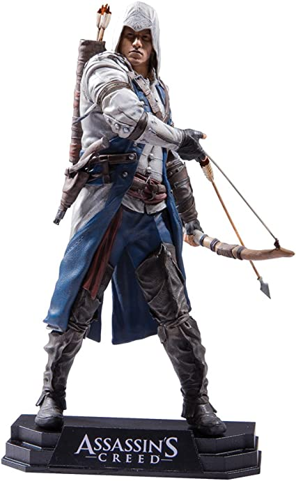 Assassin S Creed 14643 7 Inch Assassins Creed Conor Actiefiguur Amazon Nl
