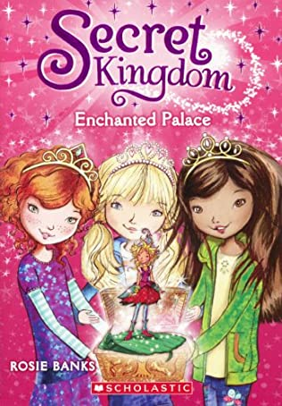 book cover of Enchanted Palace