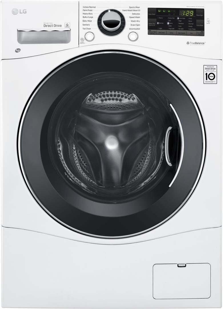 Capacity Electric Dryer and Washer Stainless Steel Drum and Four Transport Bolts ft Basic BestAppliance Washer Dryer Combo 24 Compact Laundry with 2.7Cubic