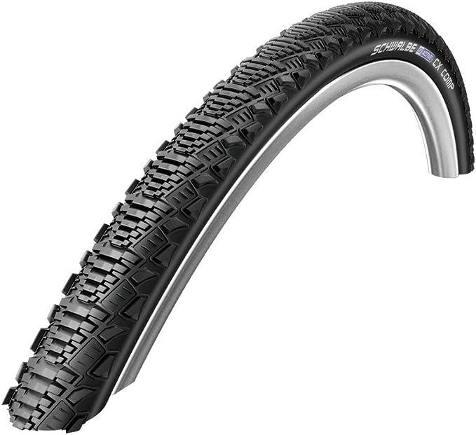 Schwalbe CX Comp - Cubierta para Bicicletas: Amazon.es: Deportes y ...