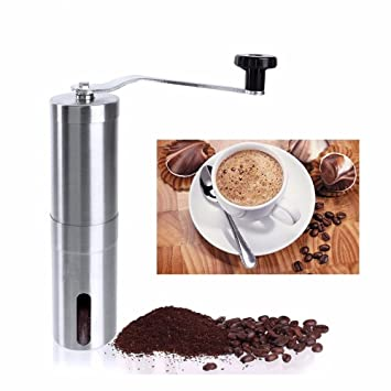 Molinillo de café manual para hacer café - Alta calidad prémium,