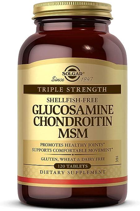 latura glucosaminei condroitină