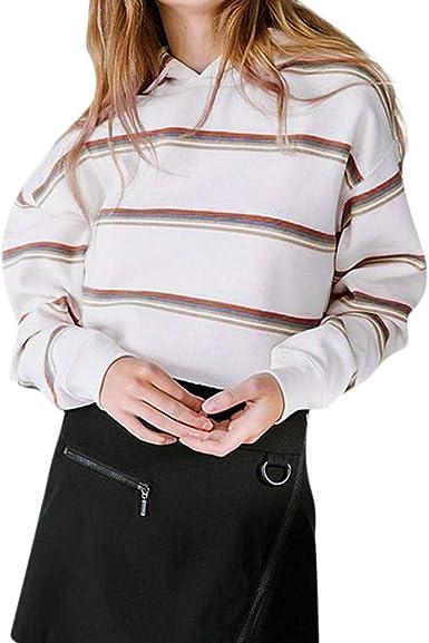 Overdose Camisa De Mujer Primavera Sudadera con Capucha ...
