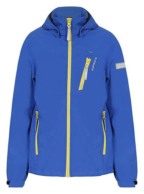 Softshell Jacket Tuuli JR Icepeak Tuuli Jr 551851682QS Childrens Softshell Jacket Childrens