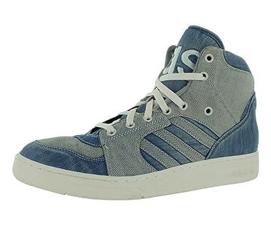 Adidas jeremy scott istinto - denim Uomo scarpa