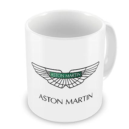 Amazon com: Aston Martin Car Manufacturer Ceramics Coffee/Tea Mug