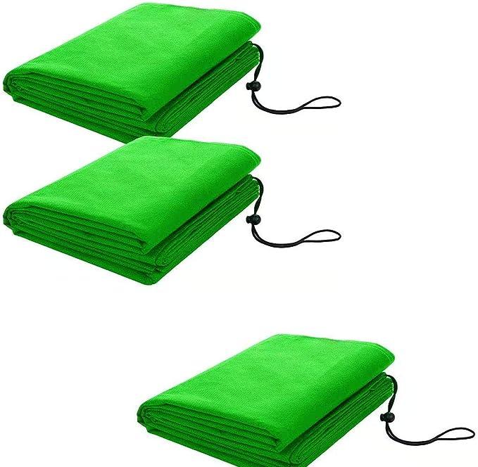 4 PCS Plant Frost Protection Fover Flants Bag Anti Freeze Trees Arbustos Fundas Reutilizables Chaqueta con Cord/ón De Cremallera para Winter Thicken Upgrade el 120 180cm