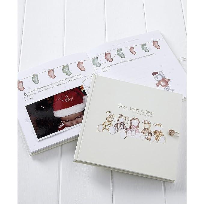 Mamas /& Papas 484245310 Millie and Boris Record Book