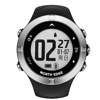 Smartwatch GPS - Reloj Deportivo multifunción para Mujer y Hombre ...