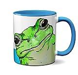 Get Worse Frog Mug by Pithitude - One Single