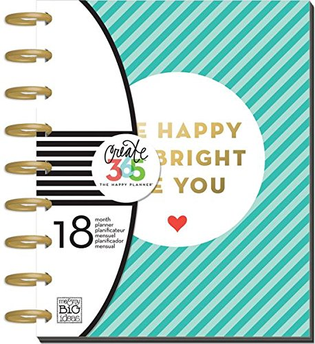 Create Planner medium Bright 18 Month
