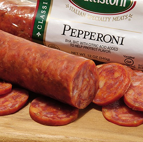 Photo of Battistoni Pepperoni 7 Oz Stick