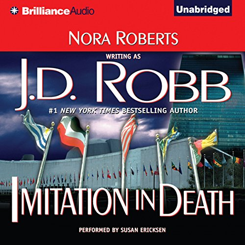 Imitation in Death: In Death, Book 17 Audiobook [Free Download by Trial] thumbnail