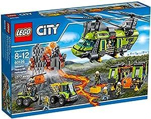 LEGO - Volcán: helicóptero de Transporte Pesado  City