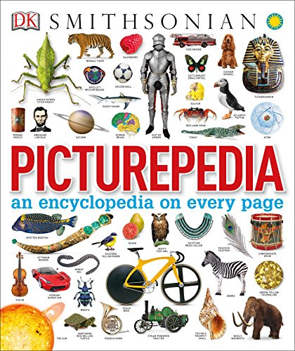 Picturepedia: An Encyclopedia on Every Page from DK Publishing Dorling Kindersley