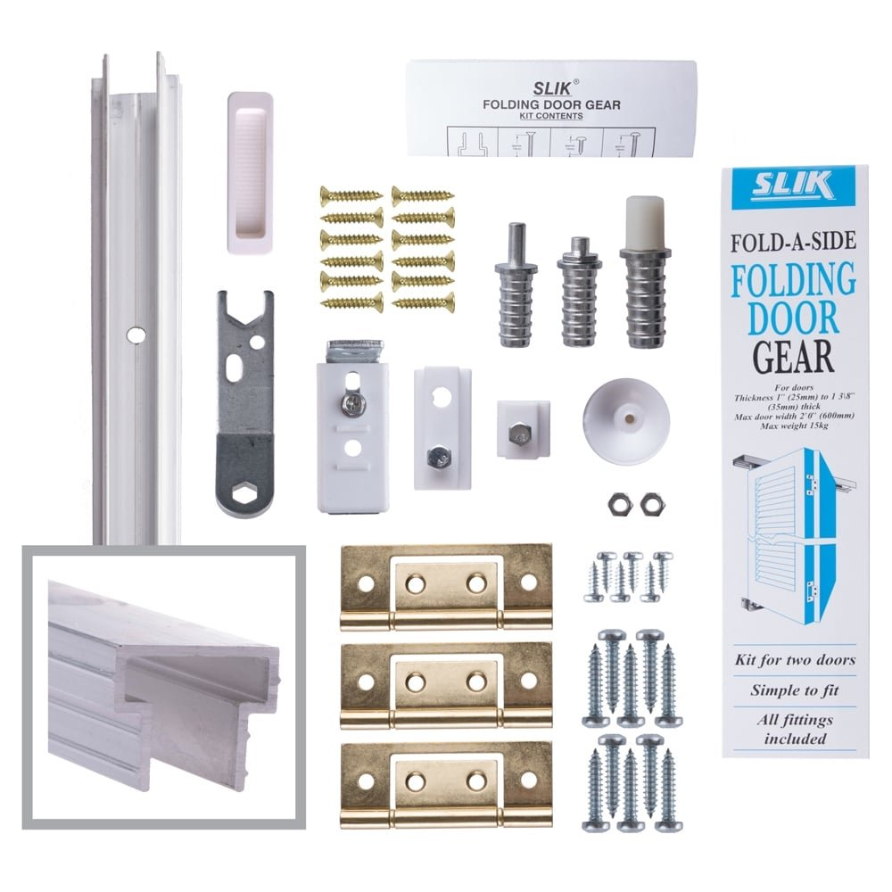 Slik Fold-a-Side Folding Door Gear 3 Feet 914mm - - Amazon.com