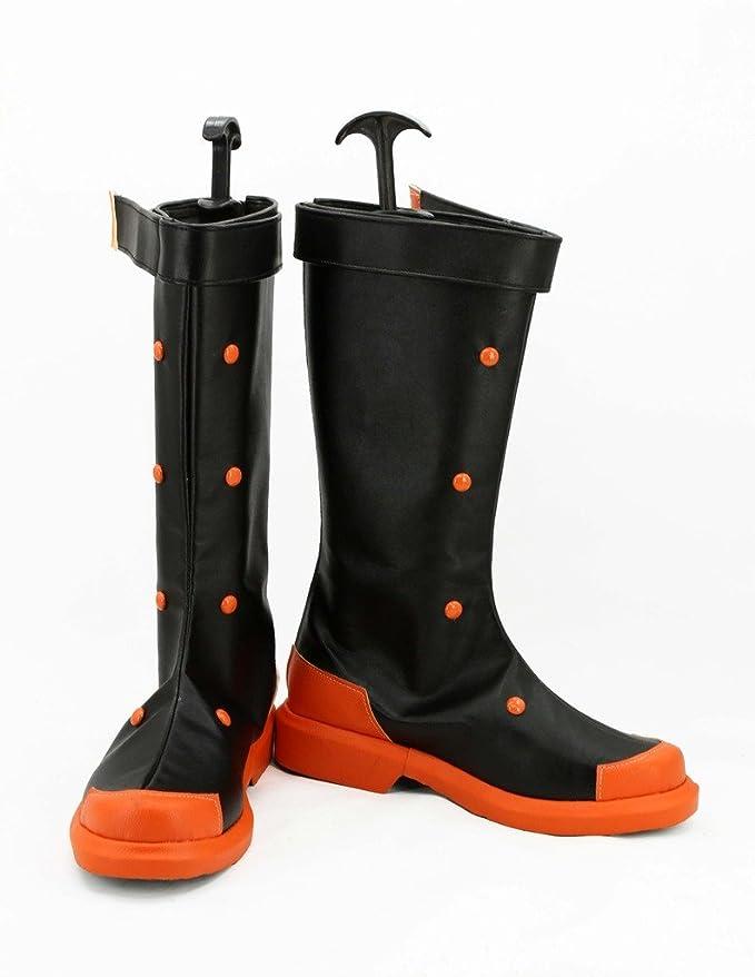 f3ec6f719b30 Amazon.com  Telacos My Hero Academia Katsuki Bakugo Cosplay Shoes Boots  Custom Made  Sports   Outdoors