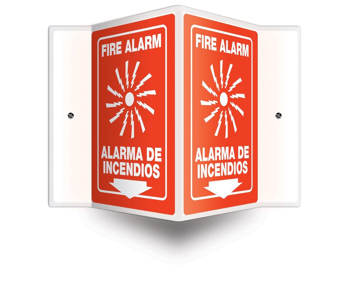 Amazon.com: accuform signos sbpsp383 Español Bilingüe ...