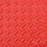 HOMEE Foam Stitching Creeper Pad Stitching Puzzle Mats Thick Large Bedroom Tatami Floor Mats,Red 4-Pack,60602.5Cm