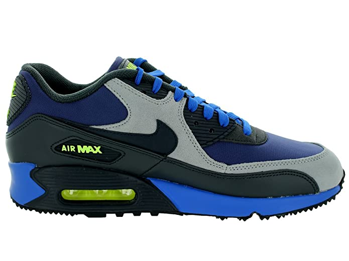 Nikeair MAX 90 Winter PRM - Botines Hombre, Color Azul, Talla 42: Amazon.es: Zapatos y complementos