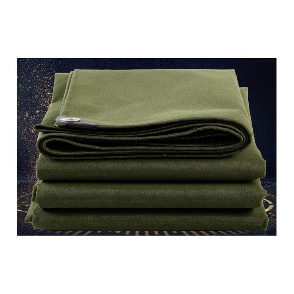 TAO-bâche imperméable Multi-usages pour Le Polyester de Jardinage intensif de Jardinage de Camping (Taille : 3x4m)