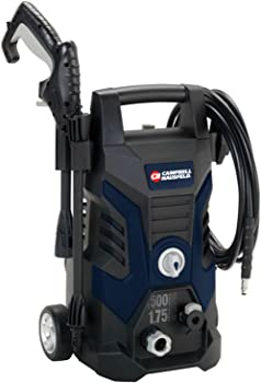 Campbell Hausfeld PW150100 1500 PSI Electric Pressure Washer