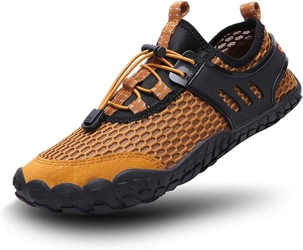 Amazon.com: FEIFAN Zapatos de agua para mujer, para playa ...