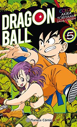 Amazon.com: Dragon Ball Color Origen y Red Ribbon nº 05/08 ...