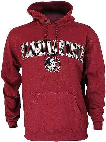 Elite Fan Shop NCAA Mens Full Zip Hoodie Team Color
