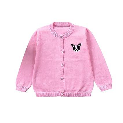242b58423522 Feixiang Ropa para bebés niños otoño e invierno infantil recién nacido  cardigan abrigo niño niña niño