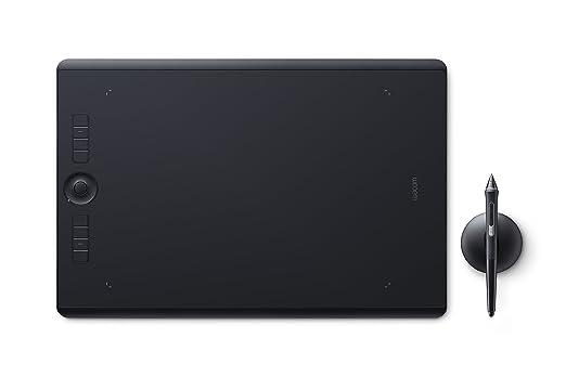 185 opinioni per Wacom PTH 860N Intuos Pro L Tablet grafico e di nero [Versione Nord-Europa]