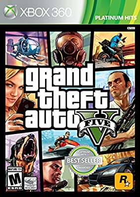 Grand Theft Auto V from Rockstar Games