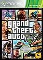 Grand Theft Auto V - Xbox 360 [Game X-BOX 360]