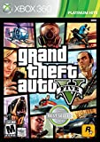 Grand Theft Auto V - Xbox 360 [5.25 inch diskette] (Video Game)
