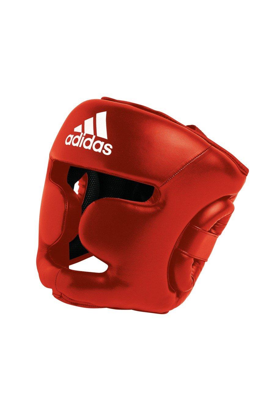 見事な Adidas B009R5E62M Responseボクシングヘッドガード赤 Adidas Medium B009R5E62M, SAS:593c9ee4 --- a0267596.xsph.ru