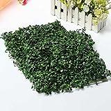 Artificial Double-deck Plastic Grass Lawn Garden Decorations // Artificial doble cubierta de césped de plástico decoraciones de jardín de césped