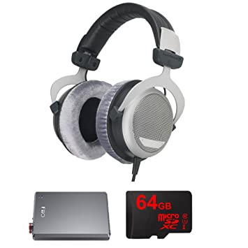 Beyerdynamic DT 880 Premium auriculares w/Fiio E12 Pro Amp ...