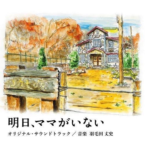 TV Original Soundtrack (Music By Takefumi Haketa) - Ashita, Mama Ga Inai (TV Series) Original Soundtrack [Japan CD] VPCD-81792 by VAP Japan