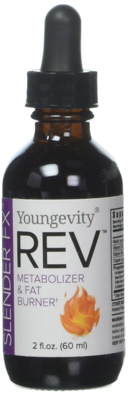 Slender Fx REV fat burning weight loss solution - 2 fl.oz by YNG