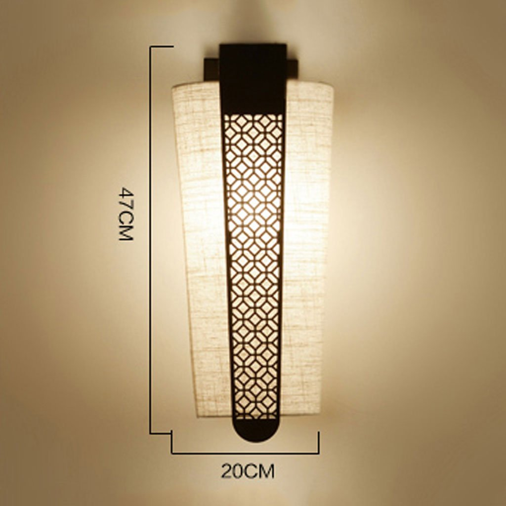 Apliques Inicio Fashion Wall Light, Estilo Chino Sala de ...
