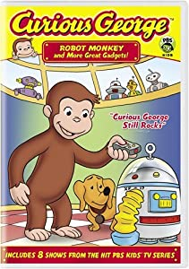 Curious George: Robot Monkey and More Great Gadgets! by Universal Studios Home Entertainment