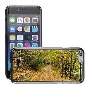 "Print Motif Coque de protection Case Cover // M00154415 Camino forestal del otoño Camino que // Apple iPhone 6 6S 6G PLUS 5.5"""